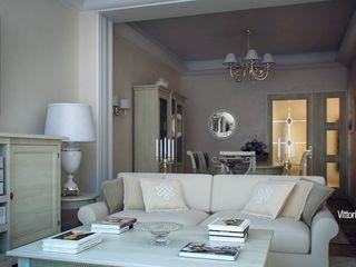 Vittorio Bonapace 3D Artist and Interior Designer Salones clásicos