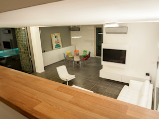 Villa unifamiliare a Bastia Umbra (PG) Fabricamus - Architettura e Ingegneria Scale