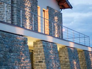 Villa unifamiliare a Bastia Umbra (PG) Fabricamus - Architettura e Ingegneria Case moderne
