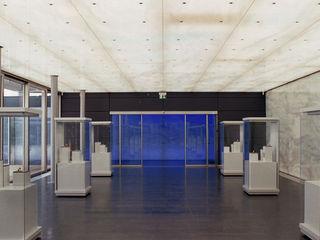 Schmuckwelten - Pforzheim L-Plan Lichtplanung Einkaufscenter