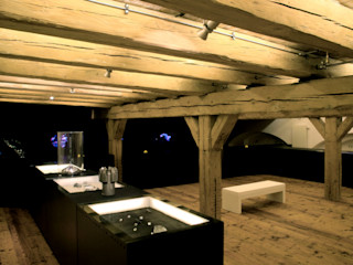 Terra Mineralia, Schloß Freudenstein L-Plan Lichtplanung Museen