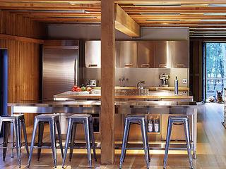 7 Oaks Farm - Studio L-Plan Lichtplanung Küche