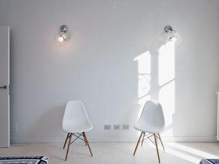 HOUSE FOR HOLIDAYS PAOLO FRELLO & PARTNERS Soggiorno minimalista