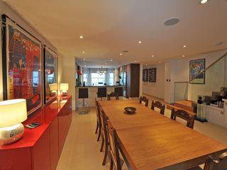 Kensington - Victorian terraced house Paul Wiggins Architects