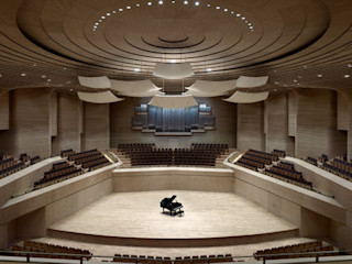 Grand Theatre Tianjin, 2012 Conceptlicht GmbH Moderne Häuser