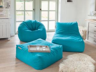 PUSHBAG-4-LIVING Global Bedding GmbH & Co.KG WohnzimmerSofas und Sessel