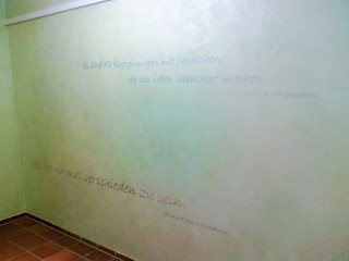 Wohnen & Kunst Pareti & PavimentiDecorazioni per pareti