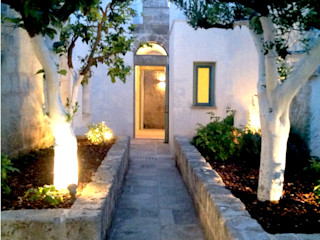 Azzurra Garzone architetto Casas mediterráneas