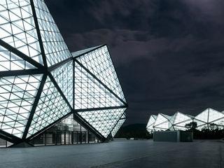 Shenzhen Universiade Sports Center, 2011 Conceptlicht GmbH Moderne Stadien