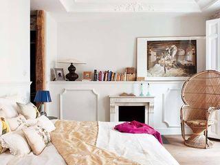 Simetrika - Reformas Integrales en Madrid Dormitorios de estilo ecléctico