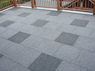 Terraces WARCO Bodenbeläge Balconies, verandas & terraces Accessories & decoration