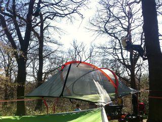 The Tentsile Connect Tentsile Сад Игровая площадка и качели