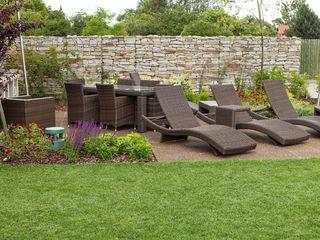 Garden WARCO Bodenbeläge Modern Interior Design