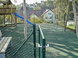 Sport and Fun WARCO Bodenbeläge Garden Swings & play sets