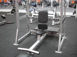 ELASTIC FLOOR IN FITNESS-STUDIO WARCO Bodenbeläge Modern gym