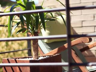 Design pots in Corten Steel CLASS MANUFACTURING SA JardínJarrones y macetas