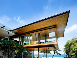 Fish house Guz Architects Casas