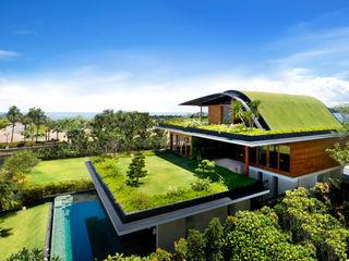 Meera House Guz Architects Casas modernas