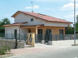 Marlegno Wooden houses Wood