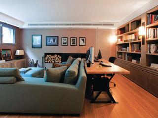 KE HOUSE Esra Kazmirci Mimarlik Living roomAccessories & decoration