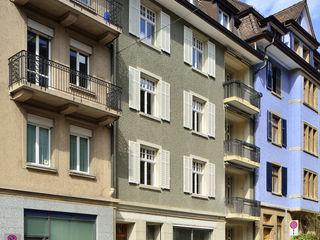 Apollostrasse 3, Zürich HPP Architekten GmbH Klassische Häuser