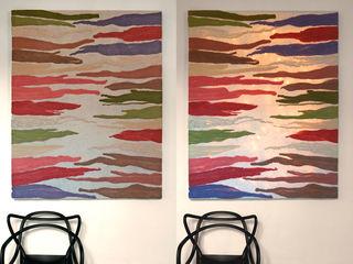 Morris Wall Lamp in nunofelt Judith Byberg CasaAccessori & Decorazioni