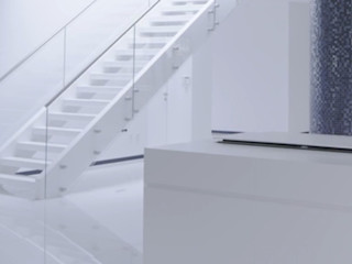White staircase Siller Treppen/Stairs/Scale 樓梯 木頭 White