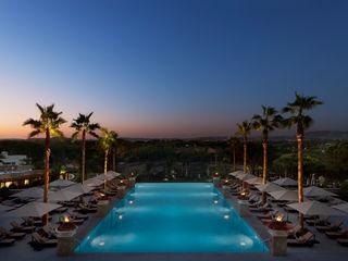 Conrad, by Hilton - Algarve, Portugal Rethink Interiors Ltd Mediterranean style houses
