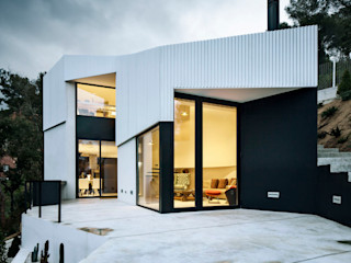 House in L'Ametlla del Vallès MIRAG Arquitectura i Gestió Mediterranean style houses