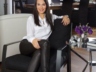 AK HOUSE Esra Kazmirci Mimarlik Dining roomDressers & sideboards