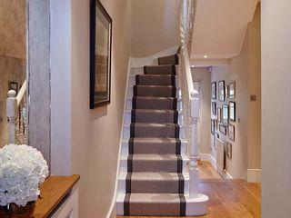 Townhouse Interior Design, Putney Bridge, London Residence Interior Design Ltd Будинки
