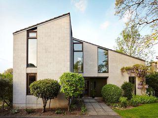 Modern House Interior Design, Cambridgeshire Residence Interior Design Ltd Будинки
