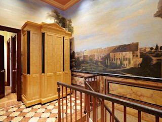 Albany, Piccadilly, Westminster, London Residence Interior Design Ltd Будинки