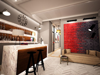 BAILO ISTANBUL Esra Kazmirci Mimarlik Eclectic style hotels