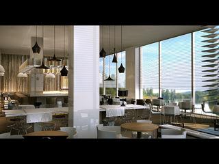 HOTEL Esra Kazmirci Mimarlik Modern hotels