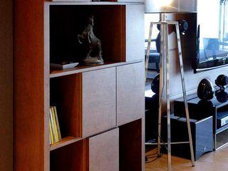 ASTORIA Esra Kazmirci Mimarlik Eclectic style living room
