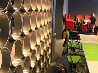 UROSAN Esra Kazmirci Mimarlik Industrial style office buildings