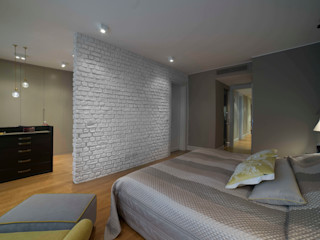 EO HOUSE Esra Kazmirci Mimarlik Living roomLighting