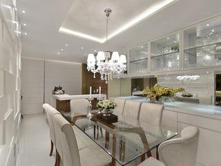 Redecker + Sperb arquitetura e decoração Classic style dining room