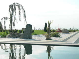 Selimpasa Yildirim Twin Houses Bahce Tasarim Bahçe