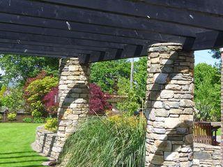 """The Haven"" Kevin Cooper Garden Design Country style garden"