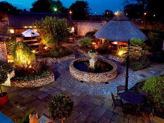 "The ""Mulberry"" Garden Kevin Cooper Garden Design Classic hotels"