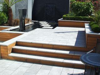 """A Contemporary """"Oasis"""" Kevin Cooper Garden Design Modern garden"""