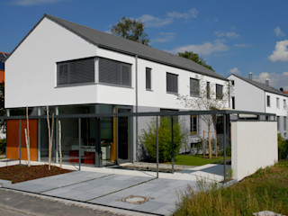 Haus der Architektur Herzog-Architektur Minimalistische Häuser