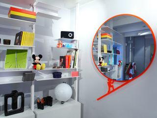 Roby's story 1 - Mirror | Raro Design Collection. Roberto Nicolò HouseholdAccessories & decoration