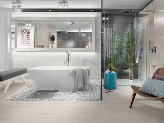 Ana Rita Soares- Design de Interiores Baños de estilo ecléctico