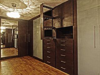Vestidores Vanguardia Closets & Vestidores DormitoriosArmarios y cómodas