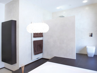 Angelika Wenicker - Vollbad Baños de estilo moderno