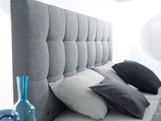 KwiK Designmöbel GmbH ChambreLits & têtes de lit