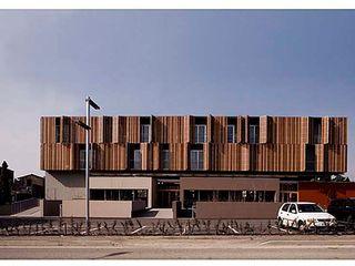 mod05 living hotel fusina 6 Hoteles de estilo moderno